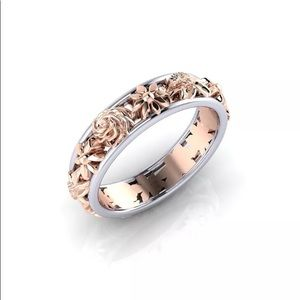 Jewelry - 18K Rose Gold Filled Ring